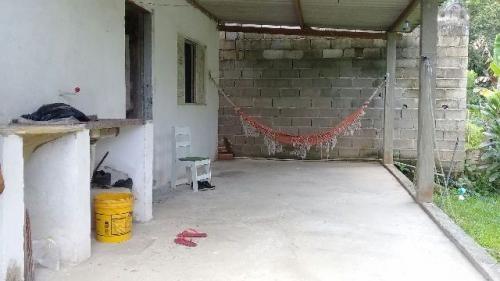 mini chácara no balneário gaivota, em itanhaém