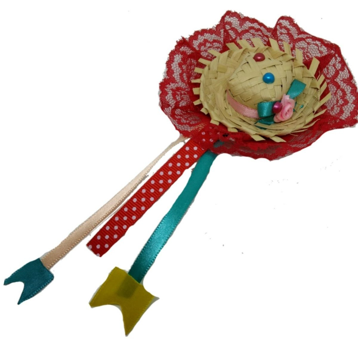 c3668b809ac36 mini chapéu de palha festa junina petshop infantil decorado. Carregando  zoom.