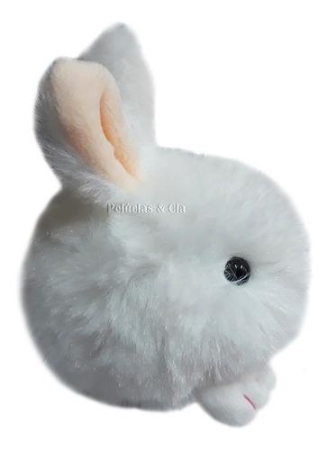 mini chaveiro coelho bolão de pelúcia - coelho jogo 12 peças