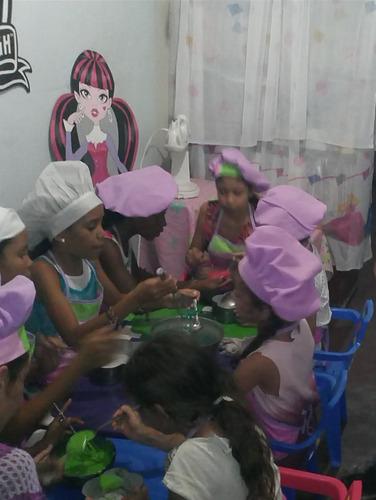 mini chef aleymar evento para fiesta