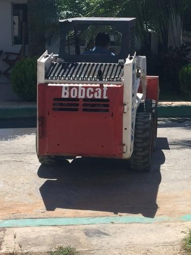 mini chover bobcat  743 b
