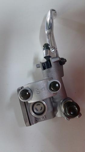 mini cilindro freio hidraulico com manete motos diversas