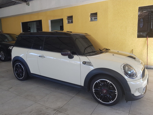 mini clubman 1.6 s hampton aut. 5p 2012