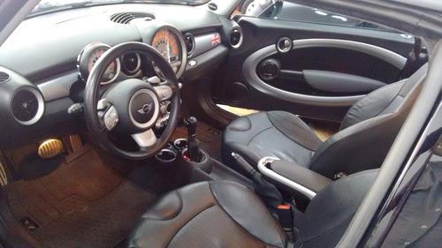 mini clubman 1.6 s turbo 2010