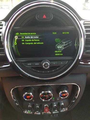 mini clubman aut