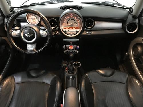 mini clubman s 1.6 16v turbo 2010 branco automático top