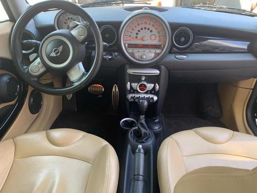 mini clubman s 1.6 turbo 2010
