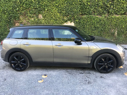mini clubman s hot chili 2018