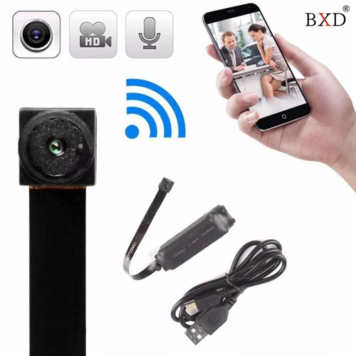 mini câmera espia veja no celular fácil super discreta wifi