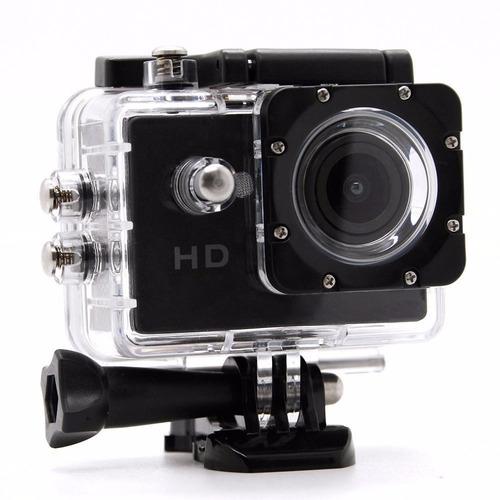 mini câmera filmadora 1080p sports aprov d'agua moto bike
