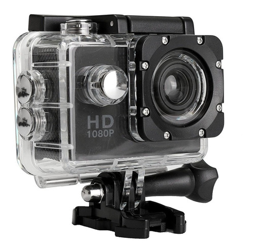 mini câmera filmadora sports hd 1080p aprov d'agua moto bike
