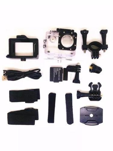 mini câmera filmadora sports hd 720p prova d'agua bike moto