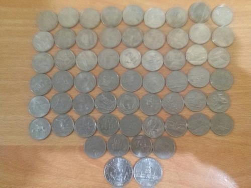 mini coleccion de monedas americanas