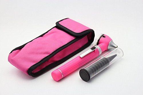 mini color del rosa de los instrumentos de diagnóstico quir