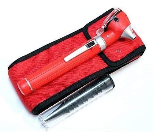 mini color rojo de los instrumentos de diagnóstico quirúrgi