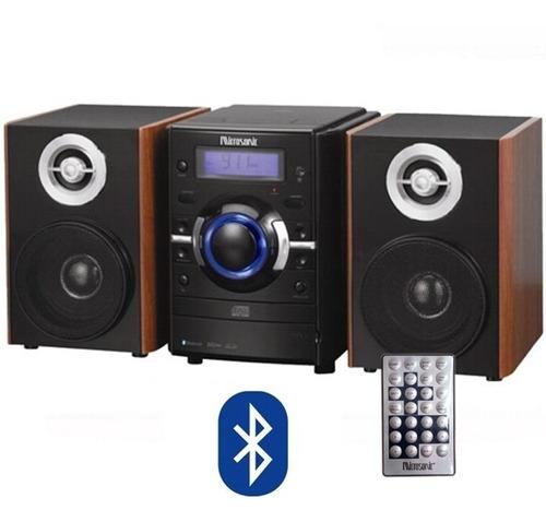 mini componente equipo audio microsonic bluetooth,usb,fm-am