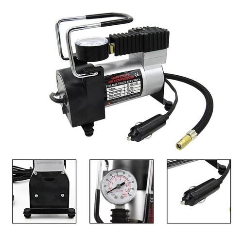 mini compresor de aire 12v 150 psi metalico carro cicla moto