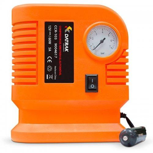 Mini compresor p auto 12v c manometro para carro 69 - Manometro para compresor ...
