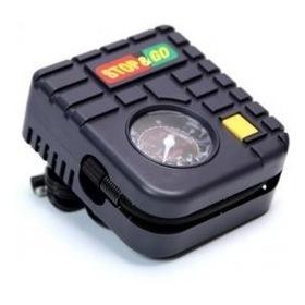 Mini Compressor 12v Para Motos - Stop & Go - Compacto Bx Amp
