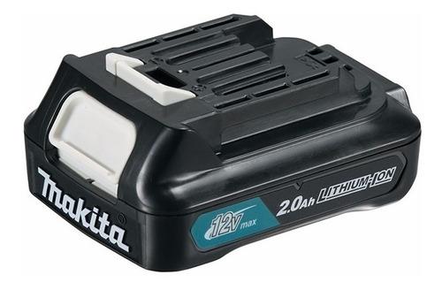 mini compressor mp100 makita + bateria 2a carregador bivolt