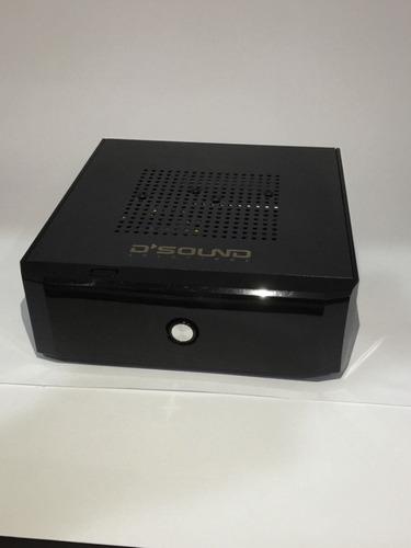 mini computador itx pdv - intel atom 1.86ghz - 2g ram- 250hd