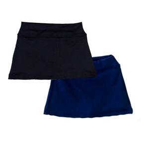 6b1e8cd14 Mini Con Short - Calza Con Pollerita De Lycra Para Nenas