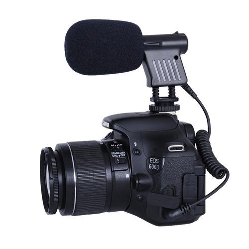 mini condensador de escopeta movo vxr1000 micrófono para cám