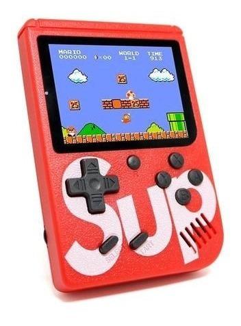 mini consola de video juegos - nintendo sup game 400 juegos