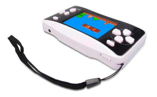 mini consola portátil arcade 152 video juegos proglobal