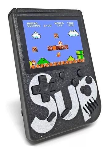 mini consola portatil  de video juegos retro