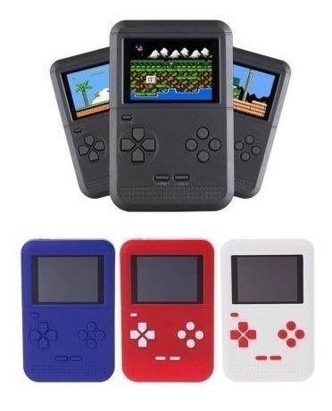 mini consola retro 300 juegos clasicos tipo nintendo gameboy