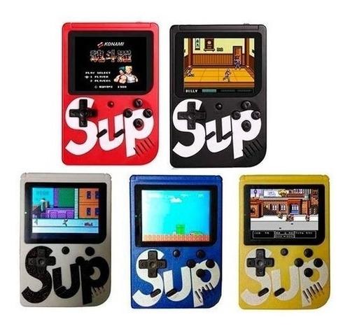 mini consola retro con 400 juegos clásicos