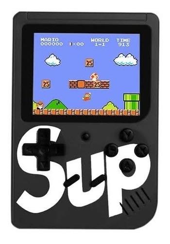 mini consola retro con 400 juegos clásicos portatil