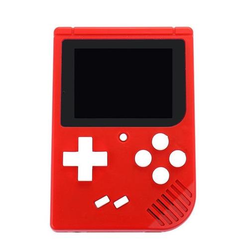 mini consola retro fc 400 in 1 tipo game boy juegos clásicos