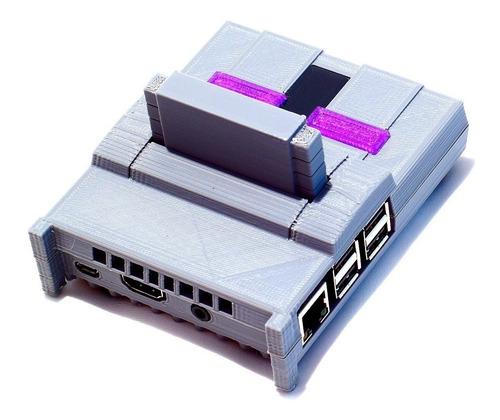 mini consola retro gamer videojuegos con 2 controles