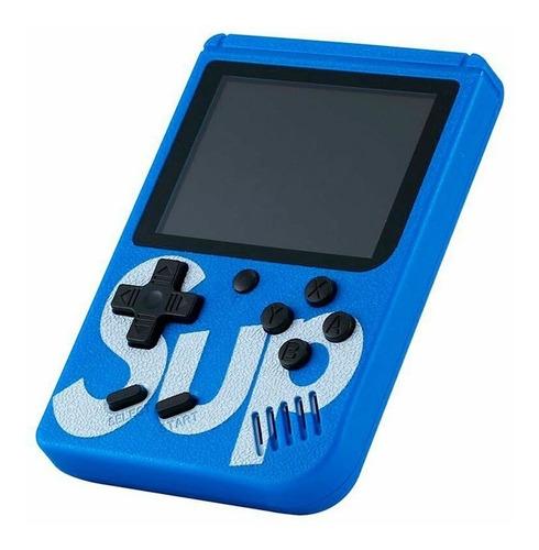 mini consola retro portatil tipo game juegos boy 400 juegos