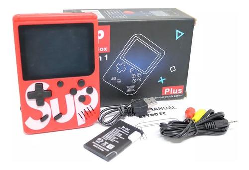 mini consola  sup game  recargable