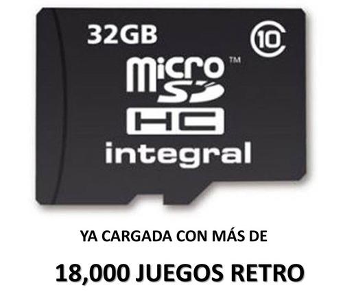 mini consola videojuegos retro memoria extra playstation