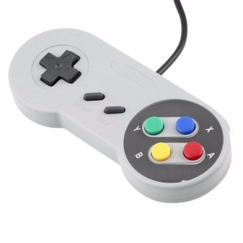mini consola videojuegos retro snes super nintendo sega ps1