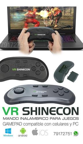 mini control gamepad inalambrico para juegos