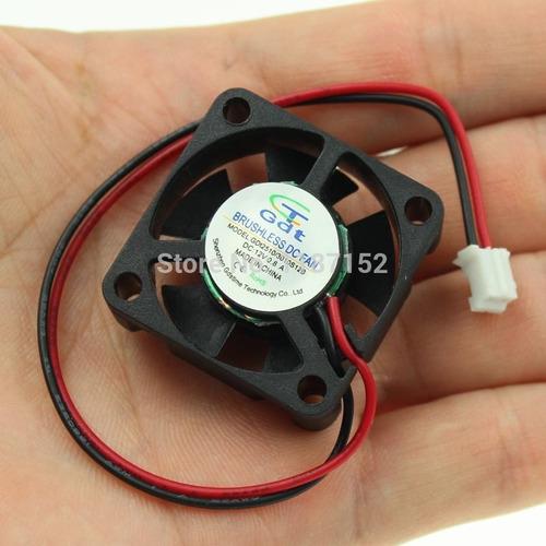 mini cooler microventilador 40 x 40 x 20 mm 12v