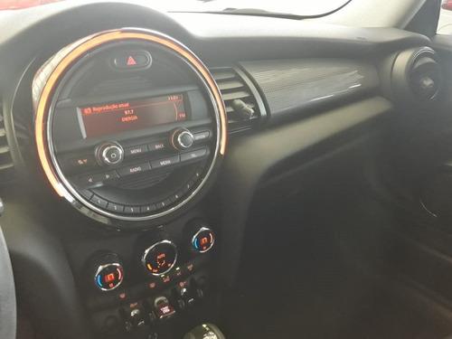 mini cooper 1.5 12v turbo gasolina 2p automático