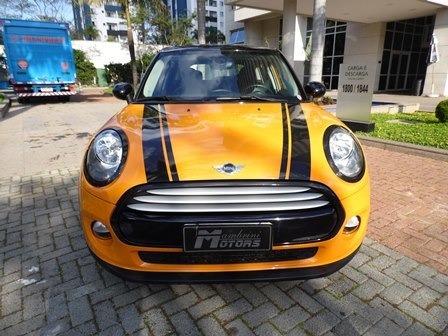mini cooper 1.5 12v turbo gasolina 4p automático
