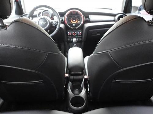 mini cooper 1.5 12v turbo gasolina top 4p automático
