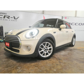 Mini Cooper 1.5 Pepper At 2016 Blanco