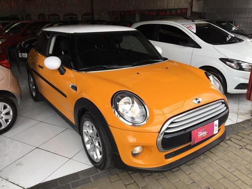 mini cooper 1.5 turbo 12v aut 2015