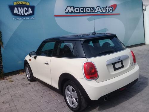 mini cooper 1.5t salt aut 2015 credito recibo auto financiam