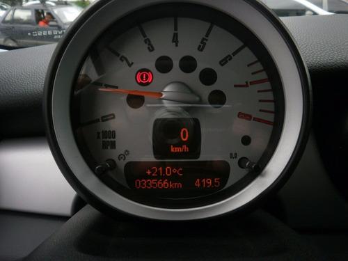mini cooper 1.6 16 v mec.2010
