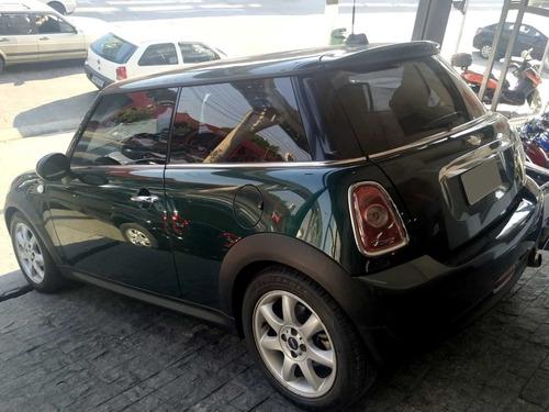 mini cooper 1.6 16v gasolina 2p automático 2010