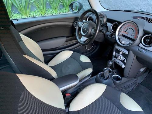 mini cooper 1.6 16v gasolina automático